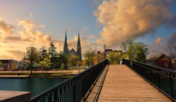 Ontario & French Canada with Extended Stay in Toronto Tour