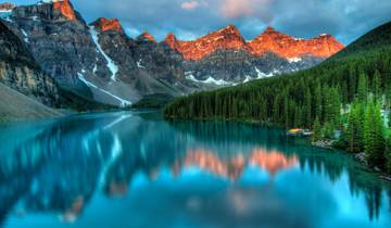 Heart of the Canadian Rockies with Calgary Stampede & Alaska Cruise Tour