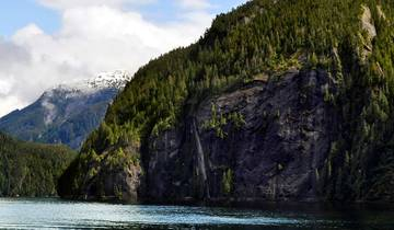 Western Canada by Rail with Alaska Cruise Tour