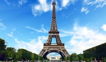 Paris, Madrid and Barcelona Tour Tour