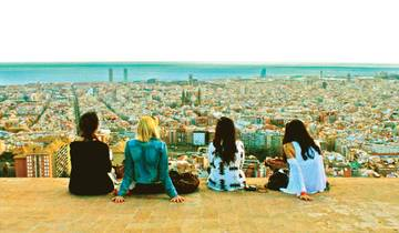 Barcelona Weekend Adventure Tour