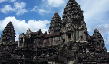 Cambodia - Siem Reap & Angkor Wat Cycling (from Siem Reap to Siem Reap) Tour