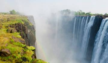 Stone Town to Vic Falls Tour
