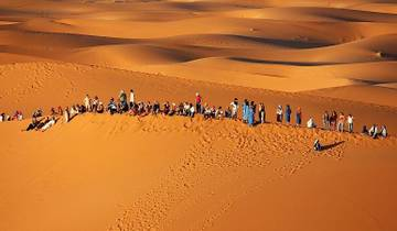 Morocco Desert Safari Tour