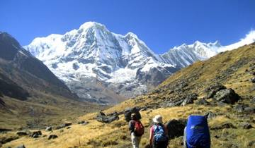 Annapurna Base Camp Trek (From Kathmandu) Tour