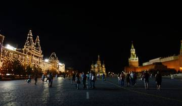 Highlights of Russia 6D/5N Tour