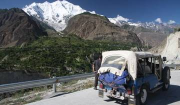 Pakistan Karakorum Highlights (15 Days) Tour