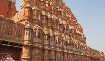 Golden Triangle Experience (8 days) Tour