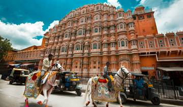 Royal Tour of India(Golden Triangle with Rajasthan) Tour