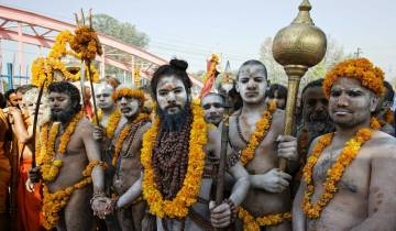 Kumbh Mela with Golden Triangle Tour (08 - 18 February 2019) - Fixed Departure Tour