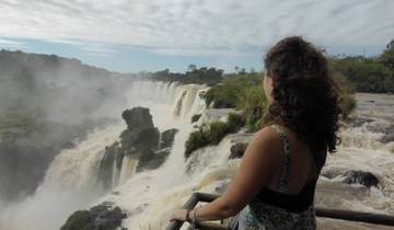 Iguazu Falls Adventure 3D/2N (Puerto to Foz) Tour