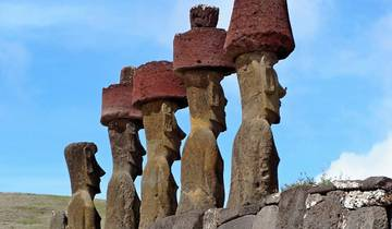 Santiago Getaway with Easter Island Tour