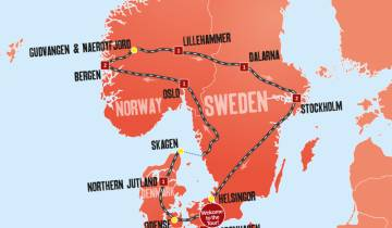 Scandinavian Escape - 12 Days Tour