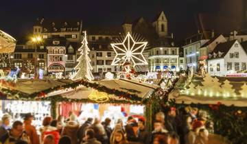 Christmastime from Vienna to Wiesbaden 2018 Tour
