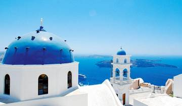 Classic Greece & Santorini Tour