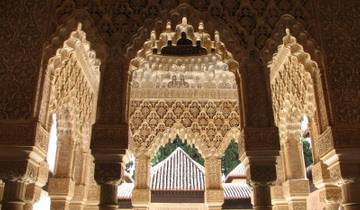 Andalucia and Morocco from Madrid Tour