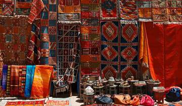 Morocco, Imperial Cities from Costa del Sol Tour