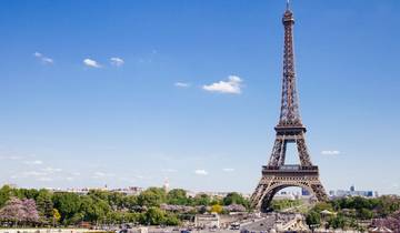3 Nights London, 4 Nights Paris & 3 Nights Rome Tour