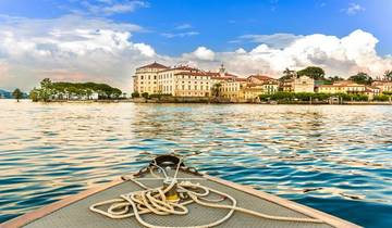 Lake Maggiore Getaway 3 Nights Tour