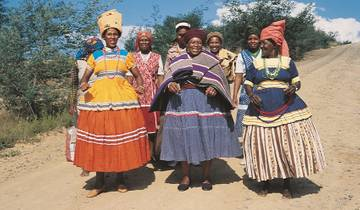 Coast, Lesotho and Cape Town Accommodated Tour