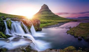 Natural Wonders of Iceland (Summer 2018, 9 Days) Tour