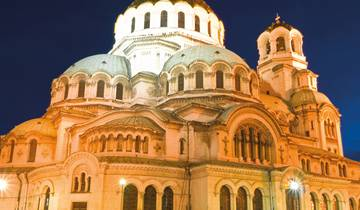 Treasures of the Balkans (from Bucharest to Budapest) Tour