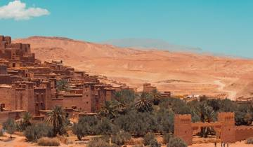 Merzouga Gorges & Deserts Adventure (Marrakech to Marrakech) Tour