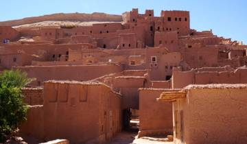 Merzouga Gorges & Deserts Adventure 3D/2N (Marrakech to Marrakech) Tour