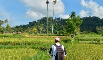 Bali & Lombok: Hike, Bike & Raft Tour