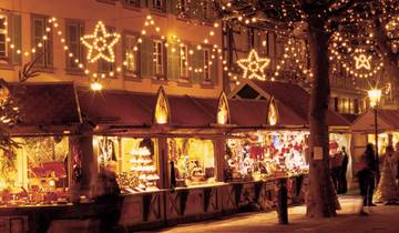 Christmas on the romantic Rhine (port-to-port cruise) Tour