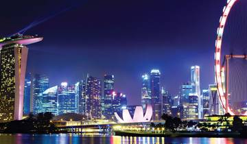 Singapore Stopover 3 Day Tour