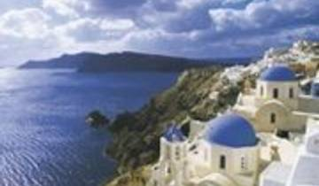 Santorini to Athens Tour