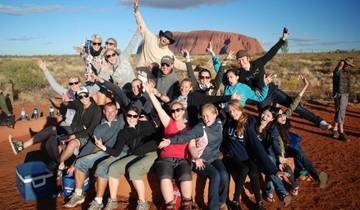 5 Day Darwin to Ayers Rock (Uluru) Tour