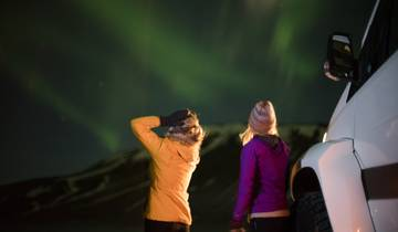 4 Day Northern Lights Winter Package Tour