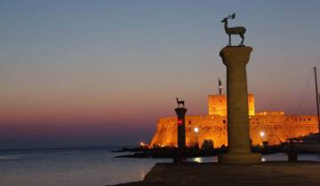 2017 - Bodrum and Greek Islands Tour