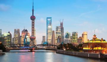 Shanghai to Beijing - 8 days Tour