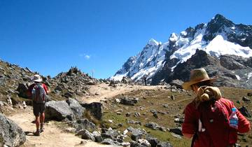 Salkantay Trek to Machu Picchu in 5 Days Tour