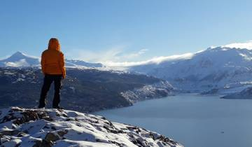 Winter Trekking in Chile\'s Patagonia Tour