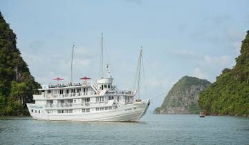 COMBO Packaged Hanoi - Paradise Luxury Cruises 5Days/4Nights: 5* Tour