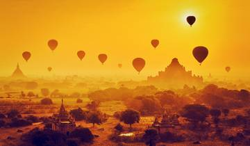 Myanmar Highlights 7Days Package Tour