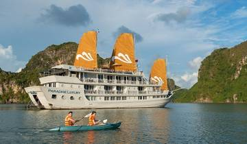 Luxury Vietnam Holiday plus Beach Resort 14Days/13Nights Tour