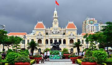 Ho Chi Minh City Short Trip for 4 Days Tour