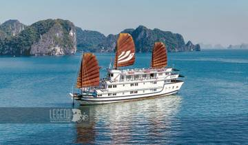Bhaya Cruises Halong Bay 3 Days 2 Nights Tour