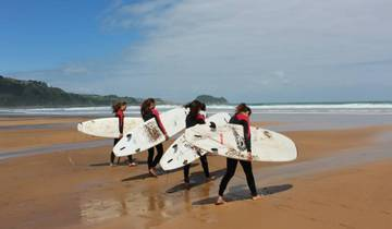 San Sebastian Surf Camp (7 nights) Tour
