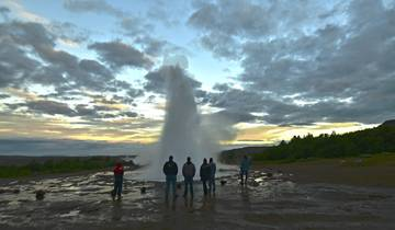 4 Day Reykjavík Local Highlights & Northern Lights Tour