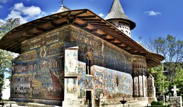 8Days Transylvania & Bucovina\'s Painted Monasteries from Bucharest Tour