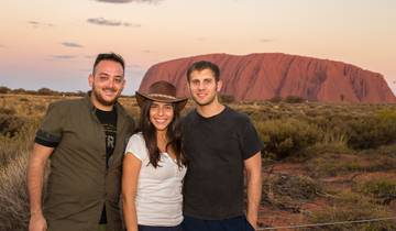 Mulgas Darwin to Uluru to Alice Springs 5 Day Ultimate Package Tour