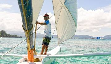 The Philippines Sailing Challenge Tour
