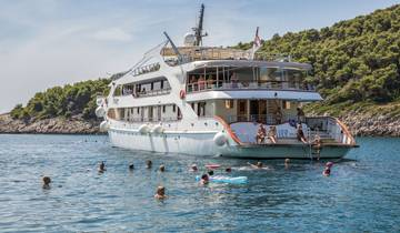 Adriatic Cruise - M/S Prestige from Dubrovnik to Split Tour