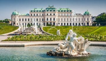 Prague, Vienna and Budapest Tour Tour